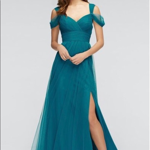 Watters Dresses & Skirts - Gorgeous tulle Watters Gown NWT